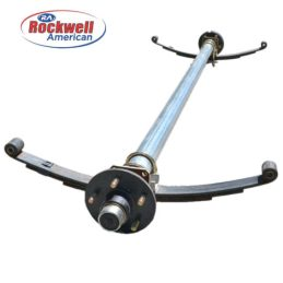 Axle w/Springs