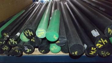 Nylon Plastic Stock